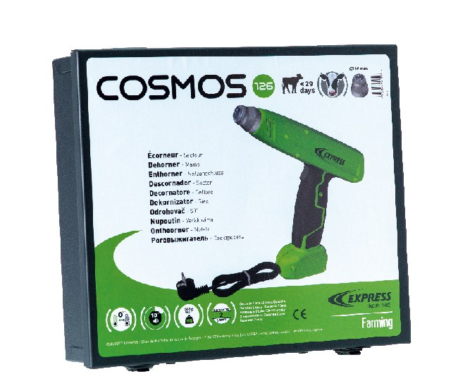 Cosmos electric cattle dehorner Cat. No. 126